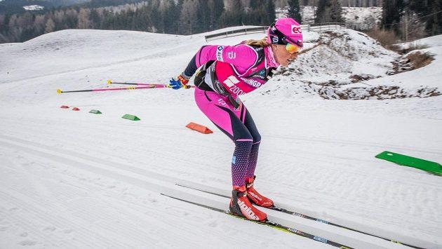 Kateřina Smutná překonala zdravotní problémy a na Jizerské 50 se bude rvát o medaili.