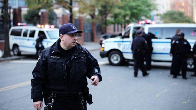 Bezpečnostní opatření v New Yorku opět doznala zpřísnění. (ilustrační foto)