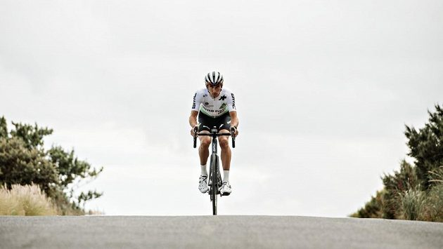 Český cyklista Roman Kreuziger.