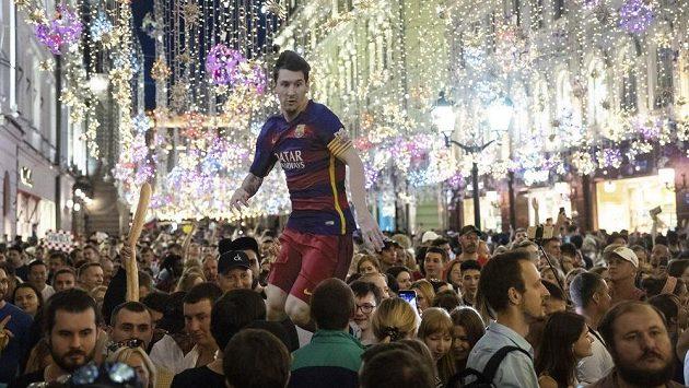 Fanoušci byli paf z Lionela Messiho na mistrovství světa v Rusku. A pokud by se v létě přestěhoval z Barcelony do Interu Milán, byla by z toho na nohou celá Itálie.
