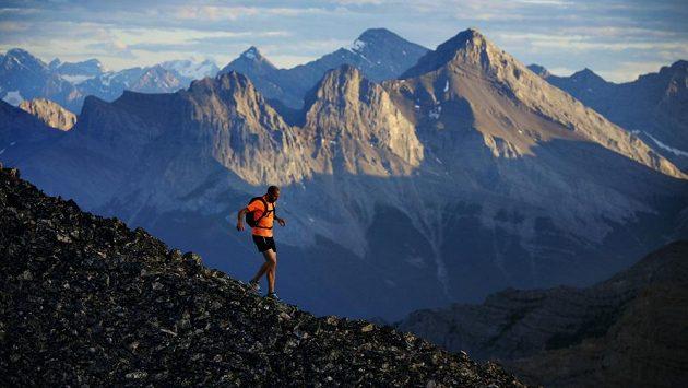 Běhání ultra má své kouzlo i proto, že se odehrává v přírodě.