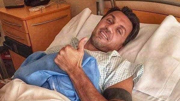 Legendární fotbalový obránce Paolo Maldini bojuje s nákazou koronavirem.
