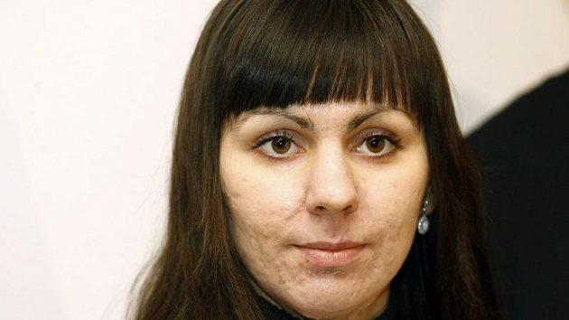 Střelkyně Lenka Marušková