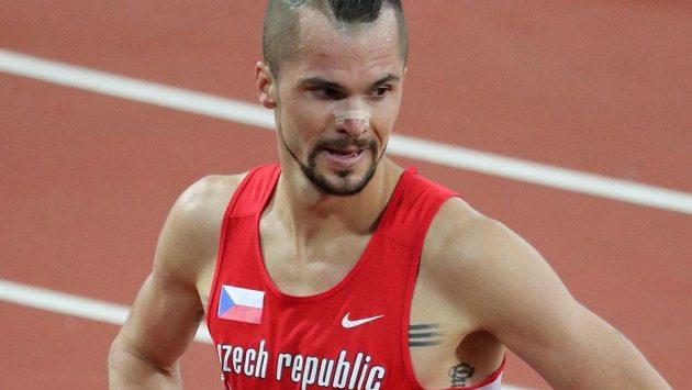 Jakub Holuša patří k největším hvězdám české atletiky