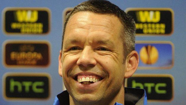 Pavel Horváth už má před Lyonem zase dobrou náladu.