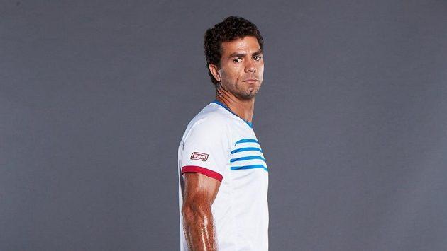 Nizozemský tenista Jean-Julien Rojer
