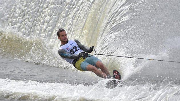 Adam Sedlmajer získal zlato ve slalomu na vodních lyžích a je prvním českým vítězem Světových her.