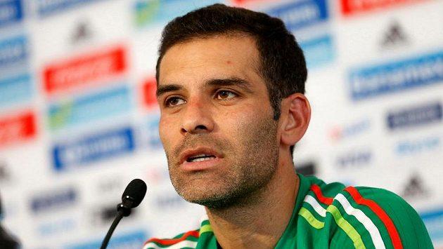 Rafael Márquez odmítl obvinění ze spolupráce s pašeráky drog.