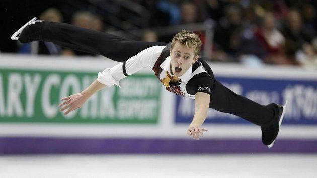 Březina skončil na mistrovství až desátý.