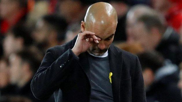 Před týdnem nevěřil Guardiola svým očím, před odvetou ale už zase svému týmu věří.
