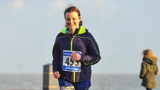 Andrea Gharsallahová poběží 100 kilometrů, aby pomohla veteránům.