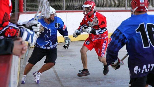 Druhý turnaj Evropské lakrosové ligy 2012 se hrál v Berlíně.