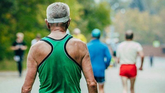 Nezáleží, kolik křížků nesete na zádech, když je silná vůle. (ilustrační foto)