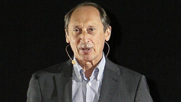 Valentin Balachničev na archivním snímku.