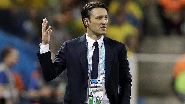 Trenér chorvatské reprezentace Niko Kovač uvažoval, že Maria Pašaliče vezme na MS.