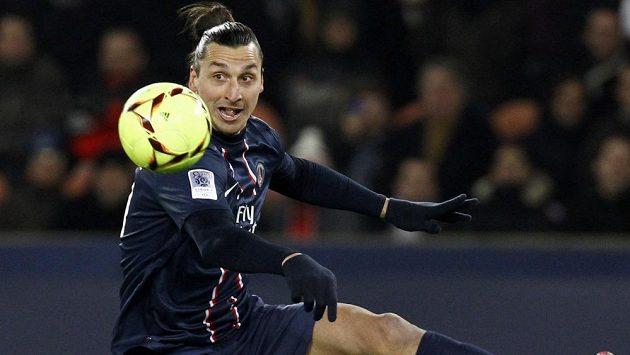 Zlatan Ibrahimovic přispěl k výhře Paris St. Germain v ligovém utkání s Bastií jednou trefou.