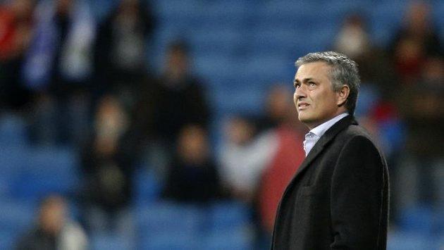 Trenér Realu Madrid José Mourinho není na odchodu z klubu.