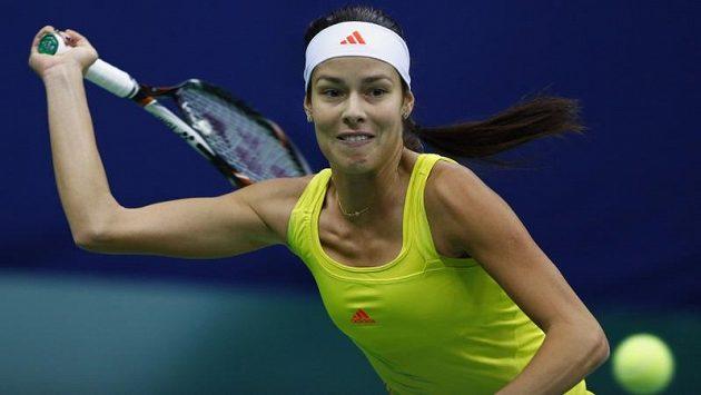 Ana Ivanovičová věří, že proti Češkám srbské tenistky uspějí.