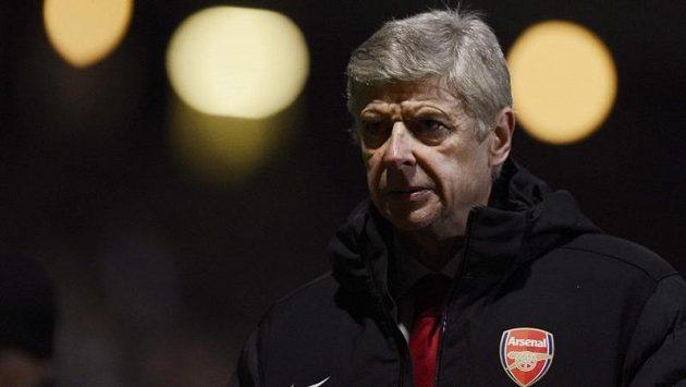 Arséne Wenger tentokrát Thierryho Henryho nepovolá.
