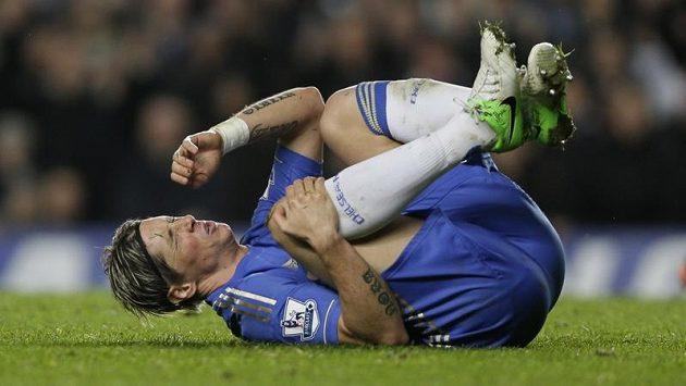 Fernando Torres dopomohl k pádu trenéra Di Mattea.