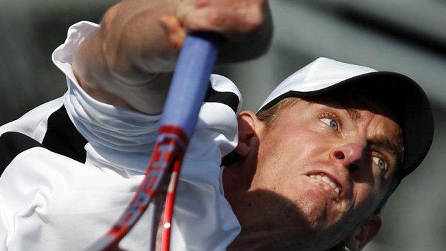 Jihoafrický tenista Kevin Anderson.