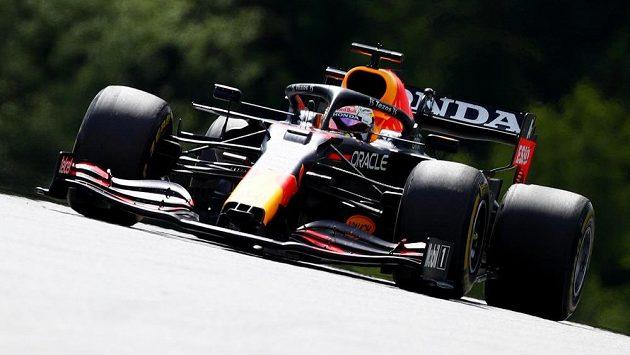 Velkou cenu Štýrska ovládl jezdec Red Bullu Max Verstappen