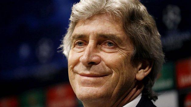 Tlak necítí, vždyť trénoval i v Argentině, je nad věcí trenér Manchesteru City Manuel Pellegrini.