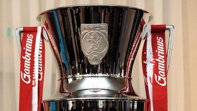 Nová trofej pro vítěze Gambrinus ligy.