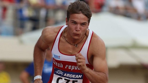 Jan Jirka při mistrovství Evropy družstev v Heraklionu.