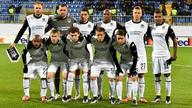 FC Krasnodar, příští pohárový soupeř pražské Sparty.