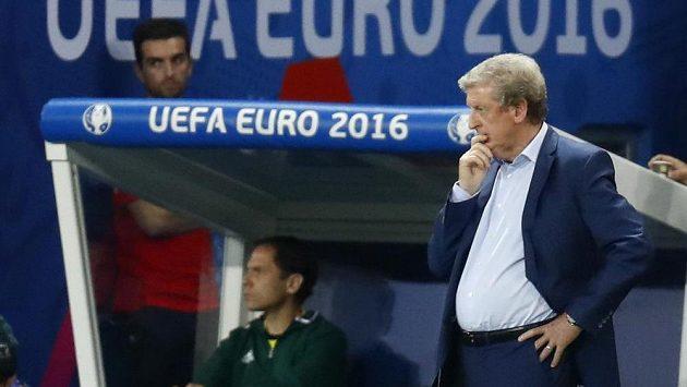 Trenér anglické reprezentace Roy Hodgson po prohře s Islandem rezignoval.
