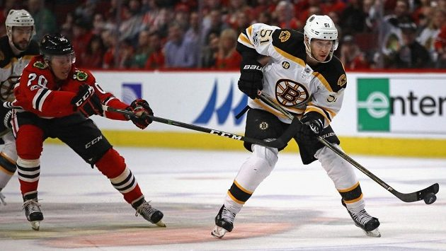 točník Ryan Spooner podepsal roční smlouvu s Bostonem, díky níž si vydělá 2,825 miliónu dolarů