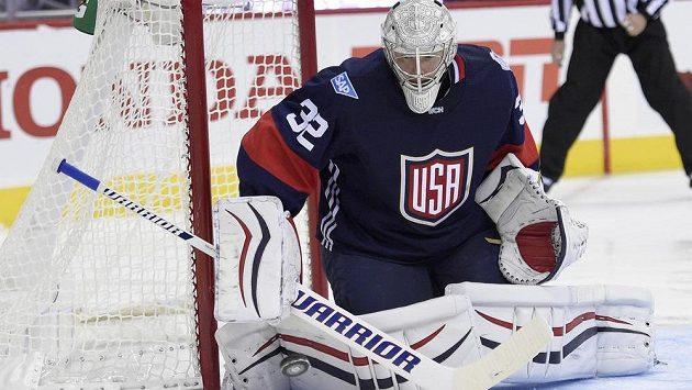 Jonathan Quick začne Světový pohár jako jednička hokejistů USA.