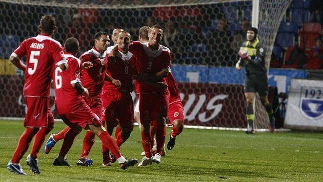 Fotbalisté Malty už znají nominaci na duel s Českou republikou.