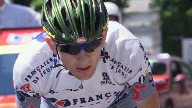 Francouzský cyklista Christophe Bassons