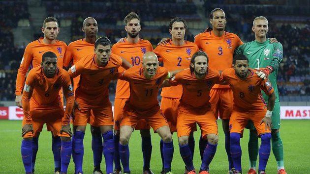 Současná nizozemská reprezentace má k nedávné hvězdné minulosti daleko
