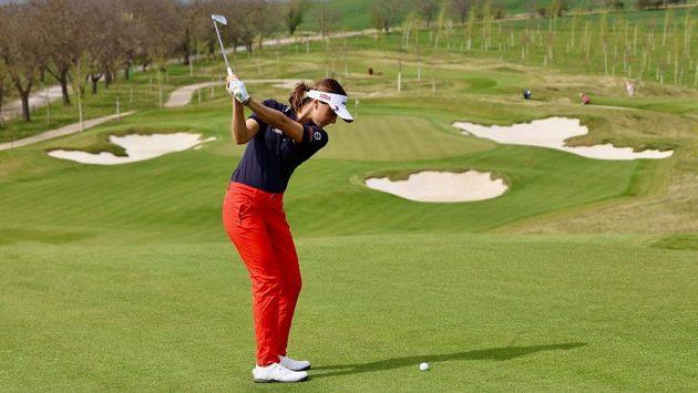 Klára Spilková, česká golfová jednička, v Toledu hrát může.