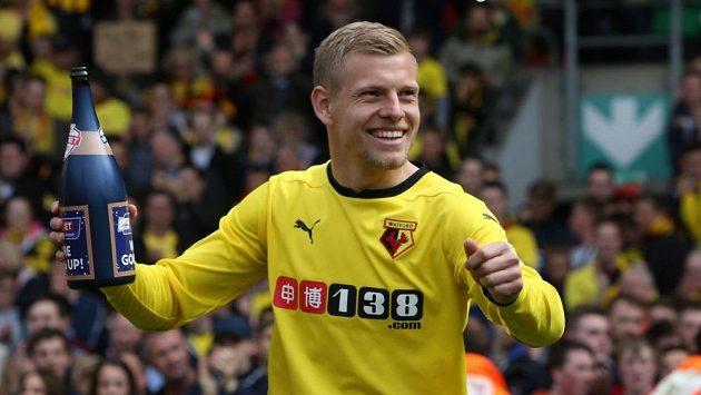 Matěj Vydra zůstane ve Watfordu, s Hornets uzavřel pětiletý kontrakt.