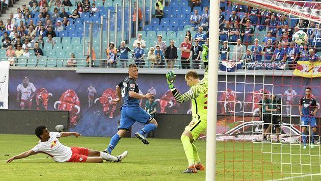 Na tenhle moment bude Pavel Kadeřábek vzpomínat navždy. Proti Lipsku dal svůj premiérový gól v bundeslize.