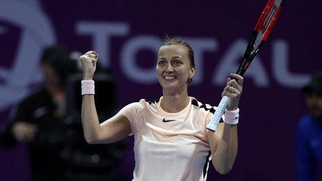 Petra Kvitová.