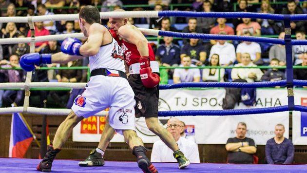 Česká boxerská reprezentace nastoupí v sobotu do ringu proti výběru Rakouska.