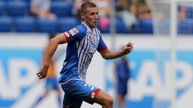 Pavel Kadeřábek z Hoffenheimu je jedním z dvou českých nováčků v bundeslize.