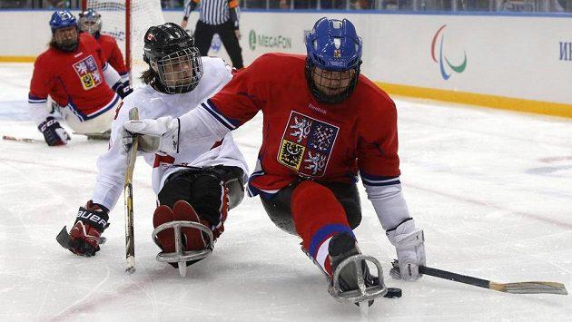 Jiří Berger (vpravo) a Kanaďan Anthony Gale