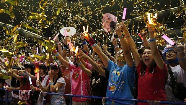 Japonci jásají. Letní olympijské hry v roce 2020 uspořádá Tokio.