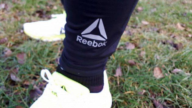 Běžecké zimní elasťáky Reebok Thermowarm Touch Winter