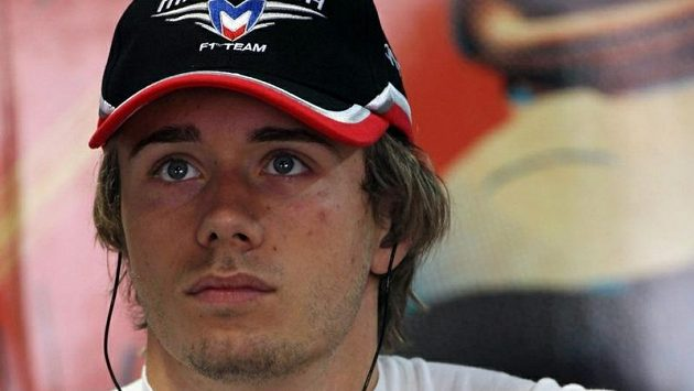 Francouzský jezdec Charles Pic, pilot stáje Marussia