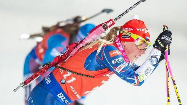 Eva Puskarčíková chce dobře nastartovat českou štafetu na mistrovství světa