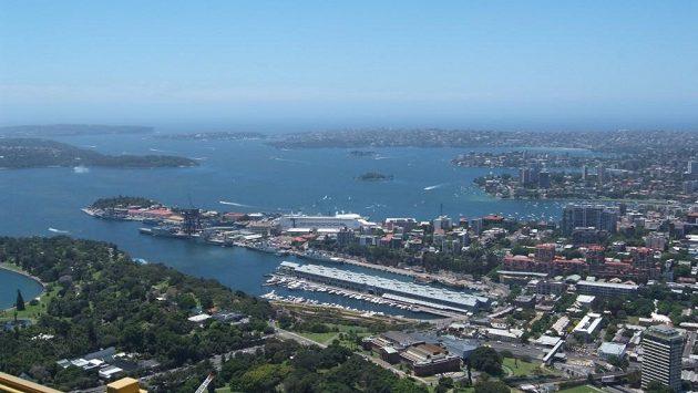 Sydney centrum