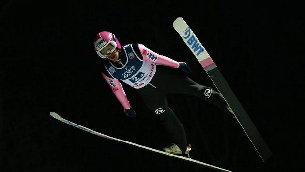 Roman Koudelka skončil ve švýcarském Engelbergu na 9. místě.