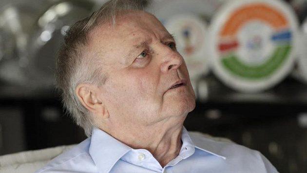 Legendární trenér Jozef Vengloš